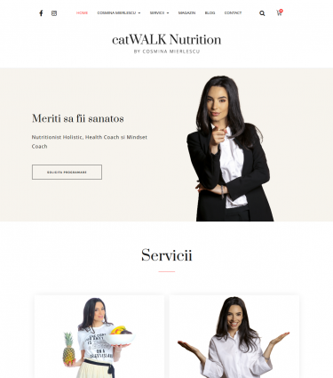 Screenshot_2019-08-28 Home - catWALK Nutrition - by Cosmina Mierlescu
